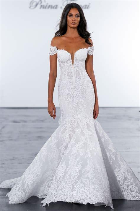 pnina tornai fall  wedding dress collection wedding