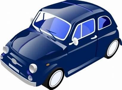 Clipart Fiat Cliparts Cars Outline Clip 3d