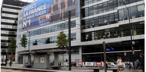 siege social m6 rtl europe 1 et bfm tv déménagent changements d
