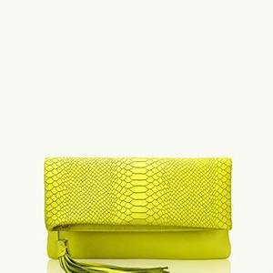 Best Python Leather Clutch Products on Wanelo