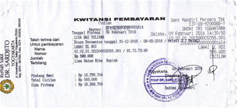 contoh bukti transaksi serta pengertian dan macam bukti transaksi