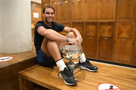 Nadal wins 13th French Open, record-equalling 20th Grand ...