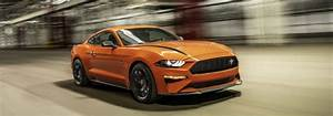 2020 Ford Mustang Lineup Gas Mileage Ratings