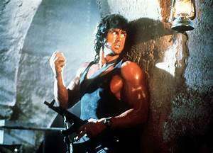Sylvester Stallone as John Rambo: Rambo III Stills ...