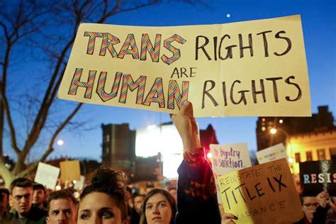 perilous moment  transgender people   united