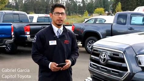 Capitol Toyota Salem by Capitol Toyota 2016 Toyota Tacoma Limited Cab