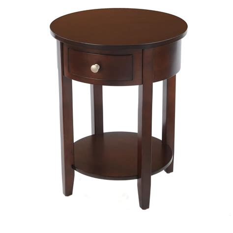 black side table with drawer round side table with drawer 236468 living room at