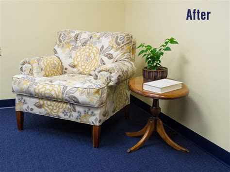 Reupholstering An Armchair by How To Reupholster An Armchair Sailrite