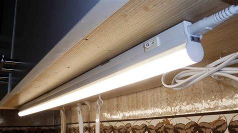Ikea Küchenschrank Beleuchtung by Led Unterbauleuchte Fsm Unboxing Montage Demo