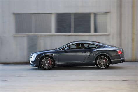 2018 Bentley Continental Gt V8 S Side Design Car