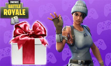 fortnite gifting fortnite gifting new battle royale system revealed by