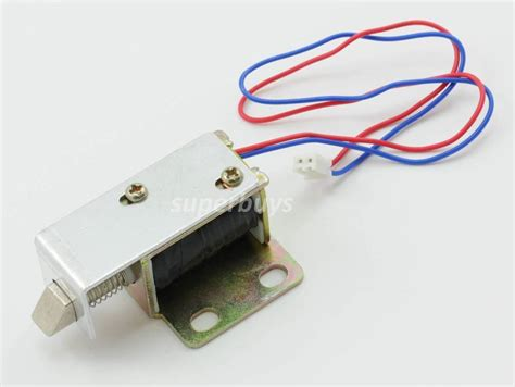 Electronic Latch Lock Door 12v Electro-magnetic Release