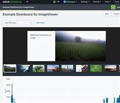 Visualization Splunk Viewer Custom