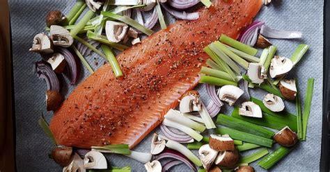 comment cuisiner la truite au four la recette du filet de truite cuit au four ma p 39 tite cuisine