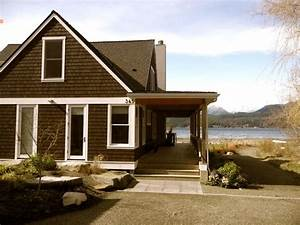 HOLLY BEACH HOUSE - Traditional - Exterior - seattle - by