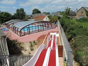 les campings With amazing camping calvados avec piscine couverte 6 camping calvados plages du debarquement location mobil
