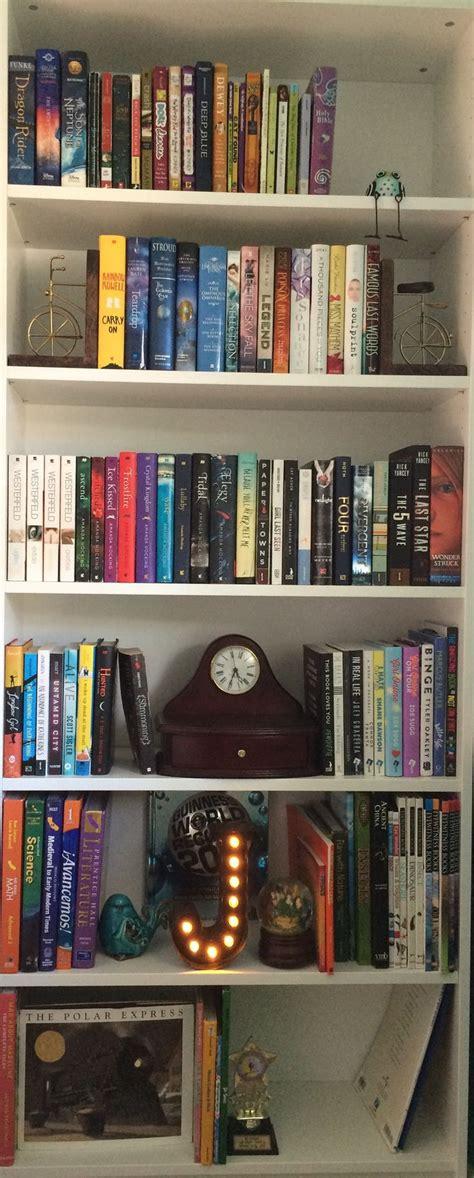 How To Organize A Bookcase by 3 Ways To Organize A Bookshelf Wikihow