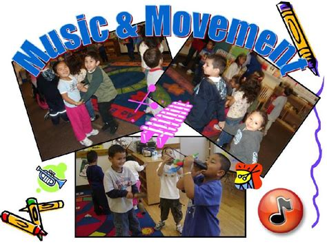 movement foundation  early childhood
