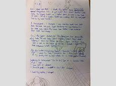 Y6 scary, suspense stories – Lickey Hills Primary School