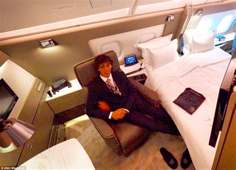 emirates airline class cabin review of new singapore airlines a380 class suite
