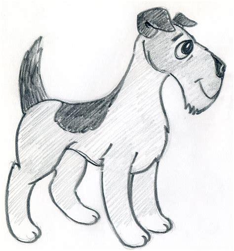 draw cartoon dog easily  effortlessly
