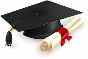 Diploma Cap.png - ClipArt Best