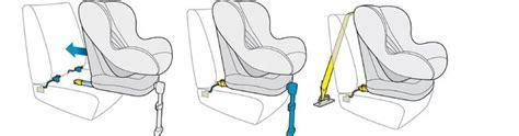 prevention routiere siege auto prévention routière bébé confort faire de l 39 isofix une