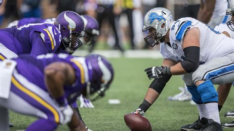 minnesota vikings  detroit lions   review