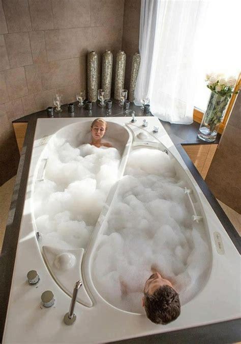 Badewanne Fur Zwei Badewanne Für Zwei Gebaut Die Yin Yang Badewanne