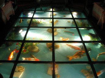 lantai kaca  kolam ikan blog rumahpropertigratiscom