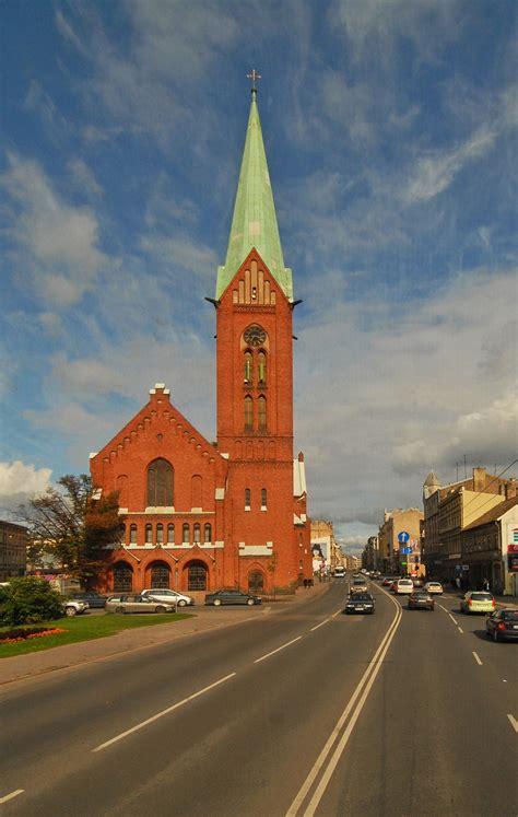 Mantojums | Jaunā Sv.Ģertrūdes luterāņu baznīca