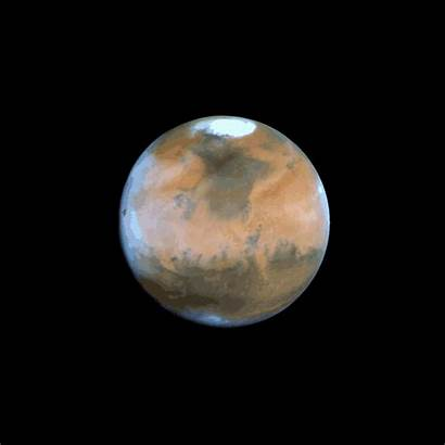 Mars Space Animated Nasa Planet Earth Hubble