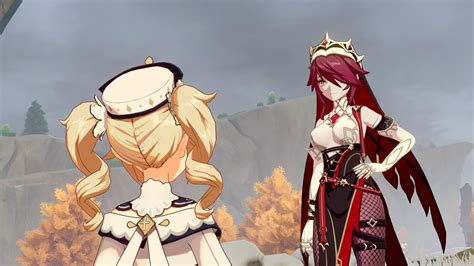 Genshin Impact's Childe and Rosaria banner kicks off today ...