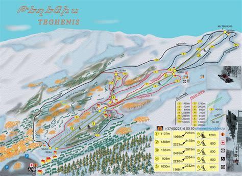 Tsakhkadzor - SkiMap.org