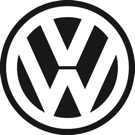 volkswagen logo black and white the gallery for gt volkswagen logo black and white