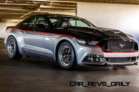 Ford Mustang by 2015 Ford Mustang Sema Showcars