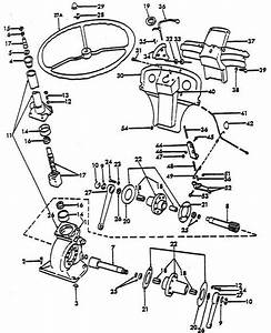 Ford 3000 Tractor Parts Diagram