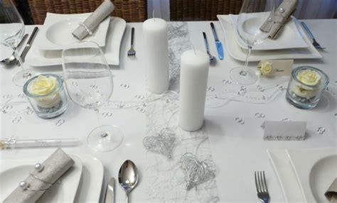 Tischdeko Weiß Silber by Tischdeko Zur Silberhochzeit F 252 R Eine Unvergessliche Feier