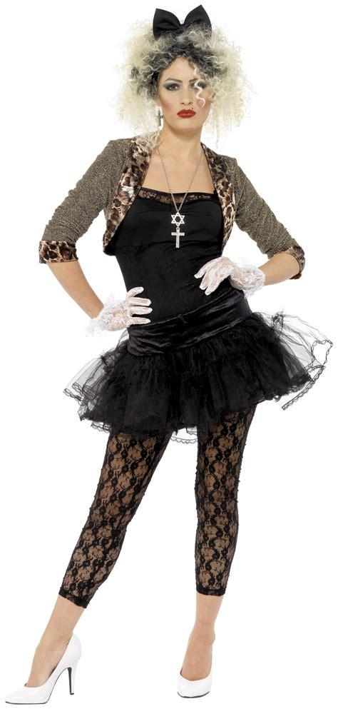 Costume anni 80 donna Costumi adultie vestiti di carnevale online - Vegaoo