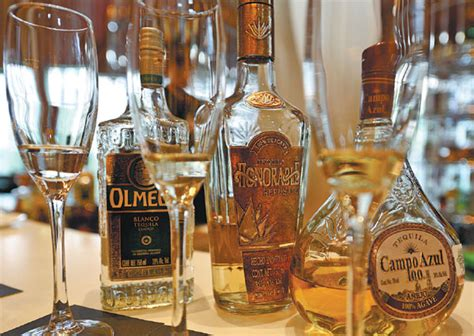 premium tequilas offer  intriguing array  aromas