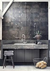 25, industrial, bathroom, designs, with, vintage, or, minimalist, chic