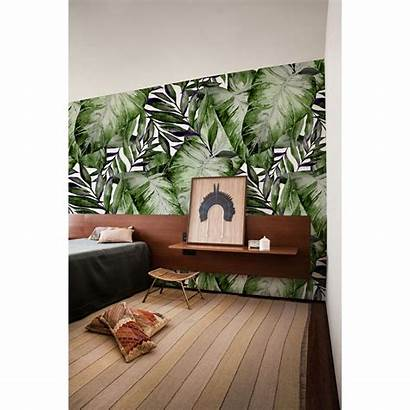 Adhesive Self Monstera Tropical Removable Exotic Leaf