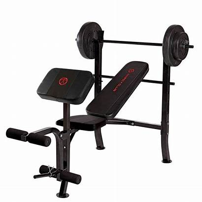 Bench Weight Standard 2081 80lbs Mkb Included