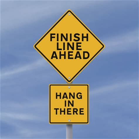 Pacing Yourself Near The Finish Line – Student Voices