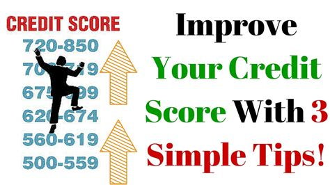 Credit Repair Secrets Improve Your Credit Score With 3