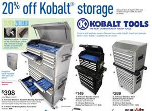 dealmonger 20 off kobalt tool storage toolmonger