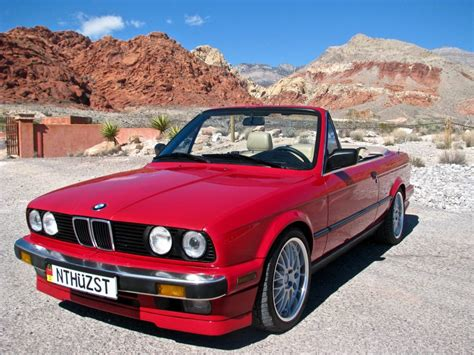Bmw 325i Convertible For Sale no reserve 1989 bmw 325i convertible 5 speed for sale on