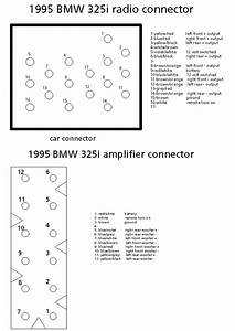E34 Radio Wiring Diagram