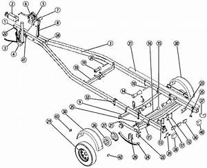 Wiring Diagram  34 Ez Loader Trailer Brakes Diagram