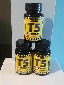 1 Bottle T5 Thermogenic Fat Burning Pills Legal Diet Weight Loss Burn 60ct  U2013 Monkey Viral